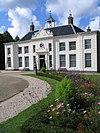 foto van Beeckestijn, hoofdgebouw