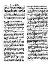 Früher Druck von Paul Gerhardts Lied Befiehl du deine Wege (1676) (Quelle: Wikimedia)