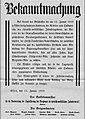 Bekanntmachung zur Rätewahl - 1919.jpg
