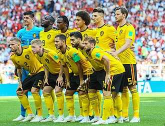Belgium national football team at the 2018 FIFA World Cup Bel-Tun (5).jpg