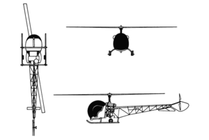 Bell 47 - Wikipedia, the free encyclopedia