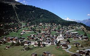 Bellwald - Bellwald village