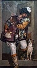 Bemberg Fondation Toulouse - Le Fauconnier - Veronese - Ca 1560 Inv.1079.jpg