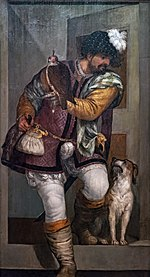 Bemberg Fondation Toulouse - Le Fauconnier - Veronese - Ca 1560 Inv.1079.jpg