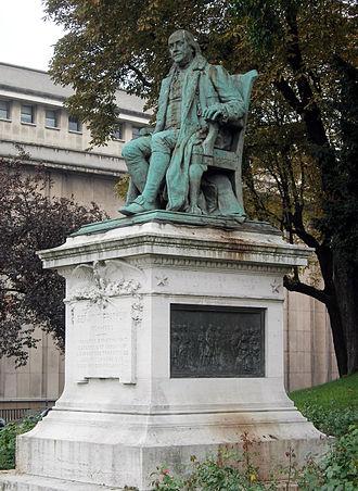 Benjamin Franklin (Boyle) - Image: Benjamin Franklin