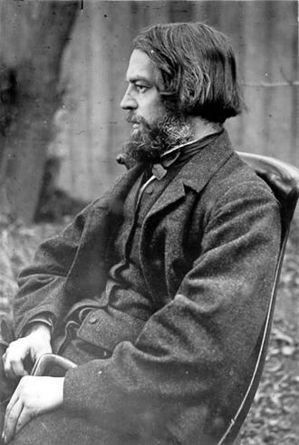 Benjamin Mountfort - Benjamin Mountfort around 1875