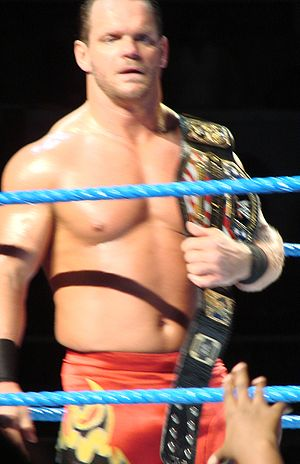 Chris Benoit as WWE United States Champion on ...