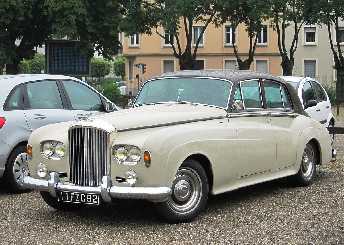 Bentley s3 wikipedia for Bentley motors limited dream cars