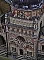 Bergamo Campanone Blick auf die Cappella Colleoni 4.jpg