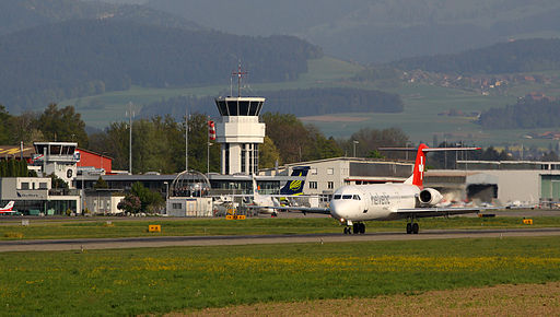 Bern Airport Overview