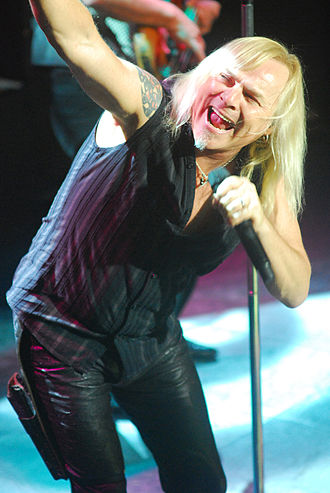 Uriah Heep (band) - Bernie Shaw has been the singer of Uriah Heep since 1986.