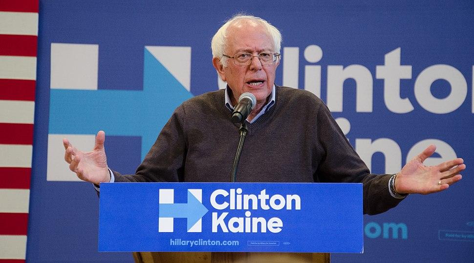Bernie Sanders Nashua Oct 2016 - 2