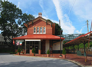 Berwyn station (SEPTA) - Image: Berwyn Station Pennsylvania
