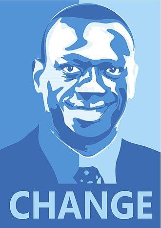 Kizza Besigye - Image: Besigye