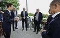 Besuch der deutschsprachigen Finanzminister im Leopold Museum und beim Weingut Wailand (50266721111).jpg
