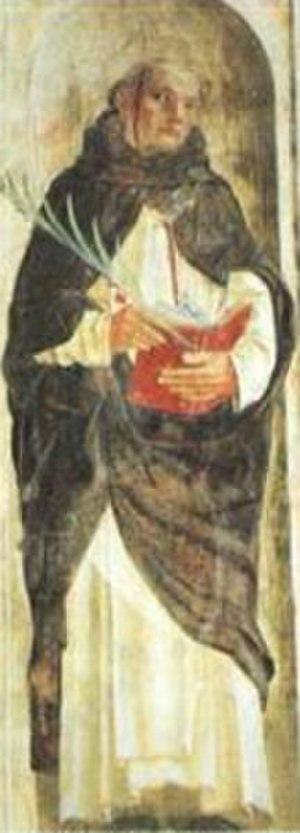 Antonio Pavoni - Painting c. 1400s.