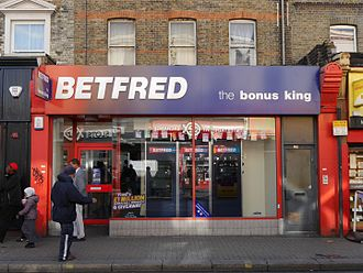 Betfred - Betfred, North End Road, Fulham, London