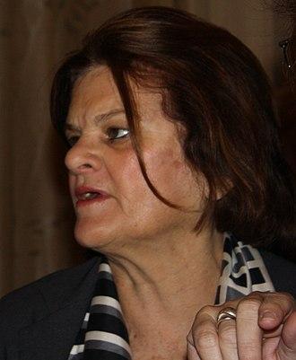 Betsy Gotbaum - Gotbaum in 2009