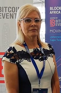 Beverley Schäfer South African politician
