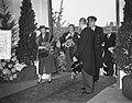Bezoek Zweedse Koningspaar Amsterdam, eerste dag, bezoek Ms. Oranje bij de Neder, Bestanddeelnr 907-0975.jpg