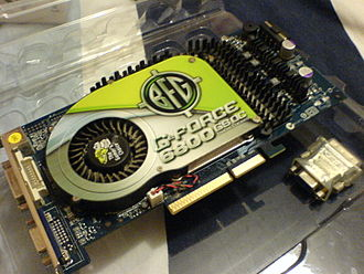 Overclocking - The BFG GeForce 6800GSOC ships with higher memory and clock rates than the standard 6800GS.