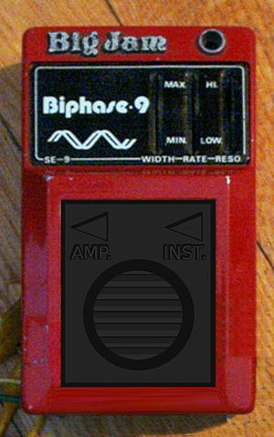 Multivox - BigJam SE-9 Biphase Phaser