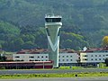 Bilbao Airport control tower - April 2019 (2).jpg