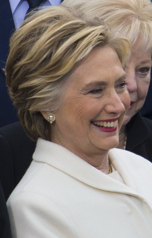 Bill and Hillary Clinton at 58th Inauguration 01-20-17 (cropped2)