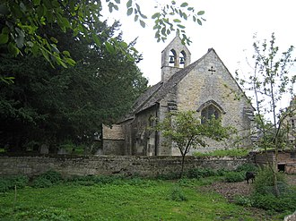 Binsey, Oxfordshire - Image: Binsey church oxford uk