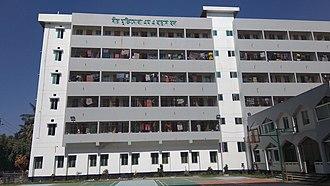 Chittagong Veterinary and Animal Sciences University - MA Hannan Hall
