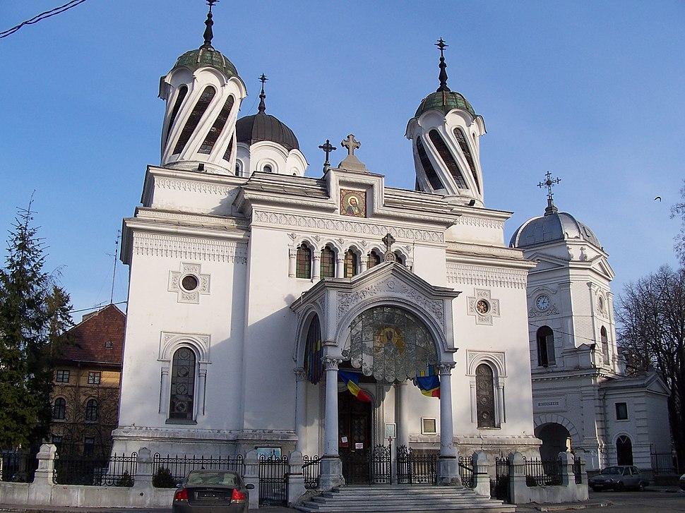 Biserica sf silvestru