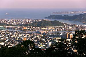 Tokushima, Tokushima - Image: Bizan Tokushima 05s 5