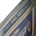 Bjursaas kyrka Old pulpit-detail.jpg