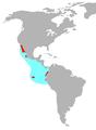 Blaufußtoelpel (Sula nebouxii) world2.png