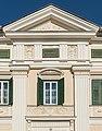 Bleiburg Postgasse 13 Mory-Haus Risalit und Ziergiebel 21092015 7720.jpg