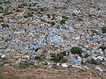 Blue Houses in Jodhpur, Rajasthan.jpg