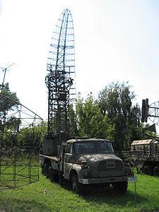 Bożena radiolocation station at the Muzeum Polskiej Techniki Wojskowej in Warsaw (4).JPG