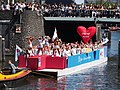 Boat 8 Rode Kruis, Canal Parade Amsterdam 2017 foto 6.JPG