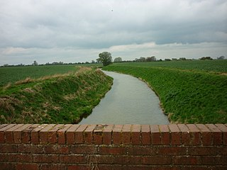 Thorne and Hatfield Moors Peat Canals