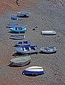Boats - El Golfo - Lanzarote.JPG