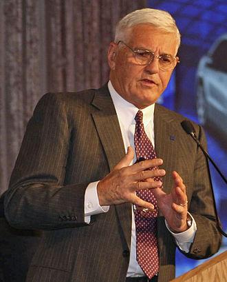 Bob Lutz (businessman) - Lutz in October 2008