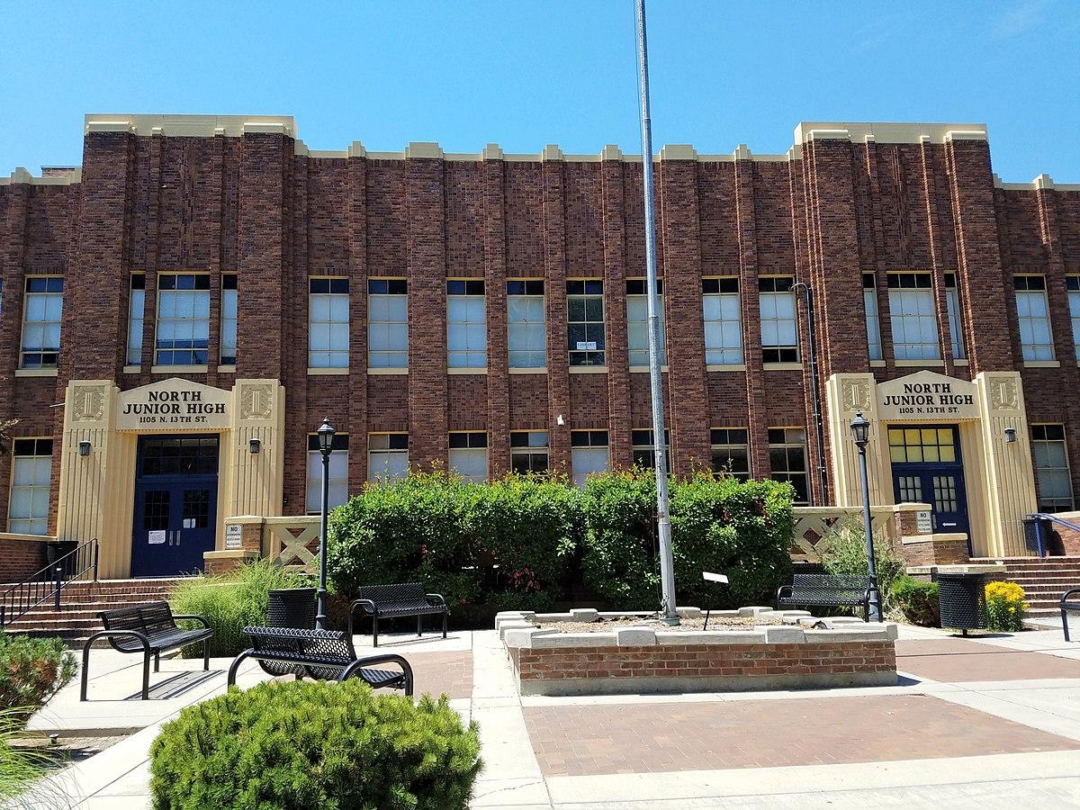 Boise Junior High School - Wikipedia