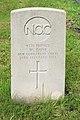 Bone (Walter) CWGC gravestone, Flaybrick Memorial Gardens.jpg