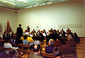 Bonnefantenmuseum in Maastricht; concert unknown orchestra in summer of 1997.jpg
