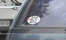 nationalitetsmærker på biler