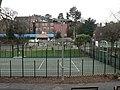 Boscombe Chine Gardens, ballpark - geograph.org.uk - 646444.jpg