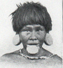 Botocudo woman American Indian Mongoloid.png