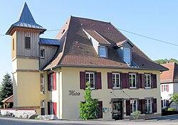 Bourbach-le-Bas, Mairie.jpg
