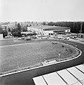 Bouw ijshockeyhal bij Jaap Eden ijsbaan te Amsterdam, Bestanddeelnr 926-7064.jpg