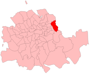 Bow and Bromley by-election, 1912 - Bow and Bromley in the Metropolitan area from 1885 to 1918.